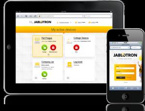 larminstallationer, larm företag, it-support. it-tjänster, webdesign, it-tekniker, jablotron larm, jablotron
