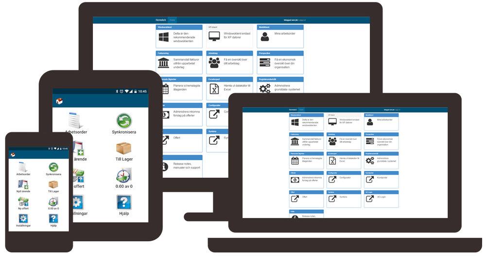limefield, arbetsordersystem, hemsidor, hemsida företag, it-support, it-tekniker